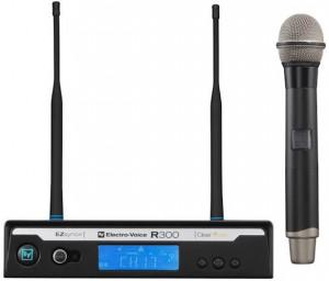 Wireless-Mic---Electro-Voice-R300-HD