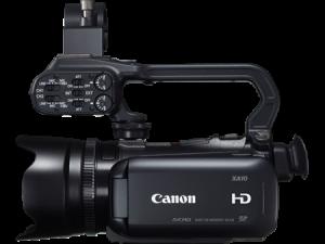 XA10 1080p Video Camera